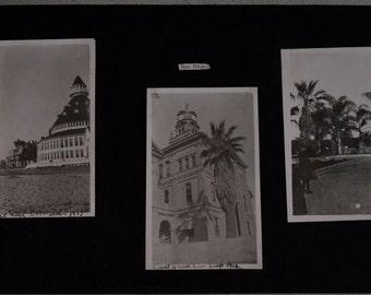 1913 Photographs Of San Diego