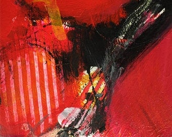 The Smoldering 3 - Original Abstract Painting