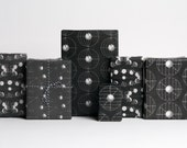 Astronomy Wrapping Paper / 12 Sheets