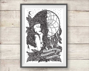 Fleetwood Mac Dreams Print