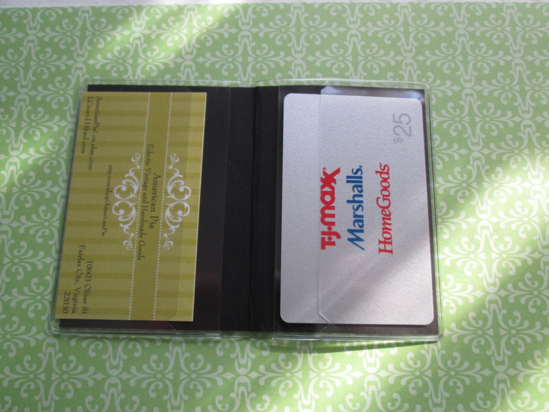 Celtic Slim Card Wallet or Business Card Holder Credit Cards Subway ...