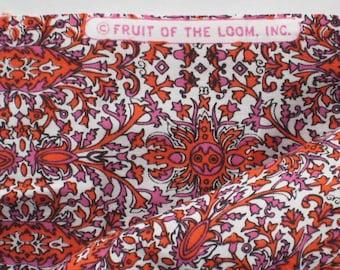 Fruit of the Loom Retro Fabric