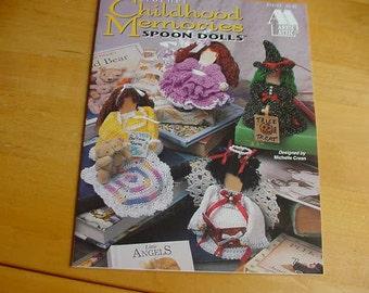 Spring Garden Bride Fashion Doll Crochet Pattern Annie S