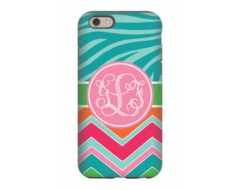 Personalized iPhone 6 case, Wild Child, iPhone 5 case, iPhone tough case, iPhone snap on case, 3d iPhone case