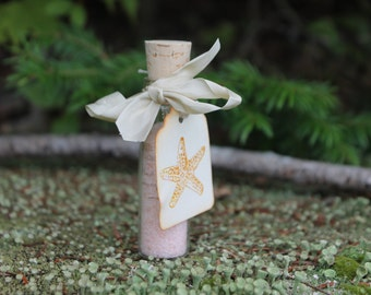 Single Culinary Salt Favor-Bridal-Baby-Showers-Place Card Favors-Save the Date-Belle Savon Vermont