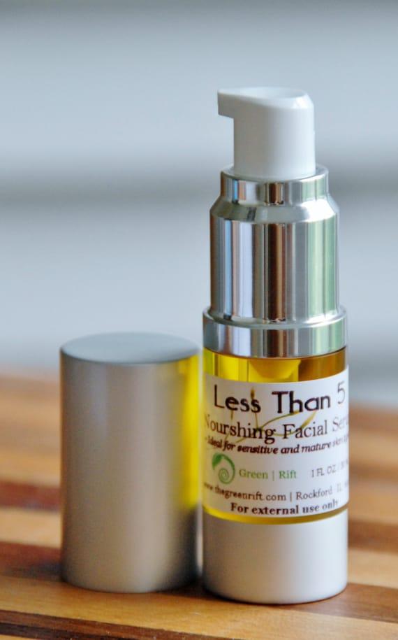 CLEANSE | Less Than 5: Nourishing Facial Serum