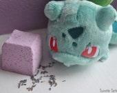Pokemon - Sleep Powder Bath Bomb (Tonka Beans & Lavender)
