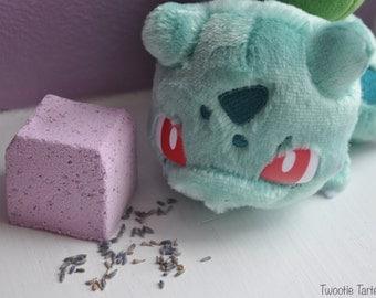 Pokemon - Sleep Powder Bath Bomb (Neroli, Tonka Beans & Lavender)