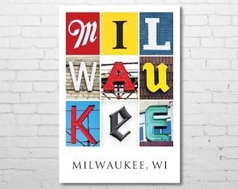 "4x6"" Milwaukee Postcards (3 cards)"