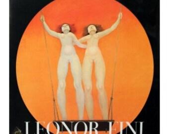 Leonor Fini Peintures (1968) Book sku BK7051