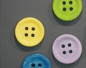 Button - Huge Button - Giant Button - Big Button - Big Wood Button - 6 Inch Button
