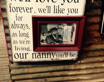 Nanny love!!