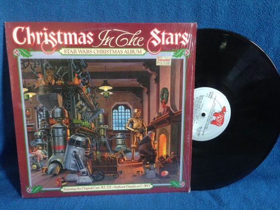 Rare Vintage Star Wars Quot Christmas In The Stars Quot Vinyl Lp