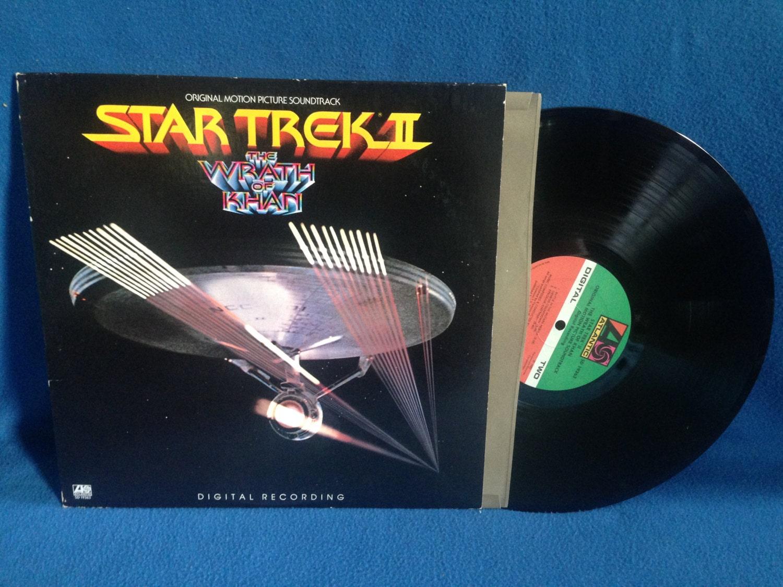 Rare Vintage Star Trek Ii The Wrath Of Khan