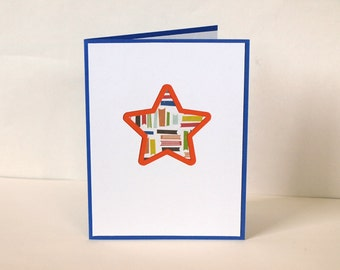 book star card