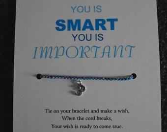 You Is Kind Wish Bracelet