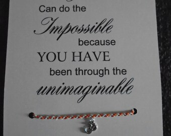 Impossible Wish Bracelet (updated version)