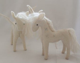 Horse Unicorn and Pegasus Pattern PDF