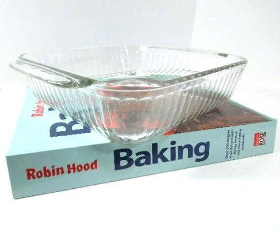pyrex baking dish how to clean