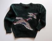 Vintage Geese Sweater