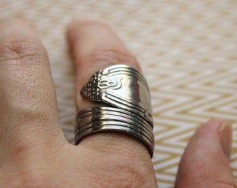 Spoon Ring - Size 7
