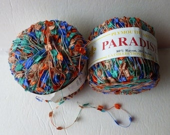 Yarn Sale  - Orange 6 Paradise by Plymouth