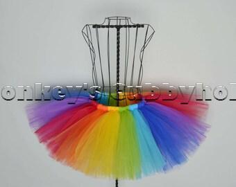 Simply Rainbow Tutu