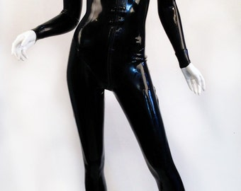 Latex Rubber Catsuit by VEX - Simple Catsuit