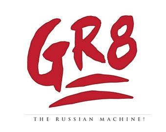 RMNB Washington Capitals Alexander Ovechkin Great Gr8 Emoji NHL Hockey Sticker Decal