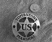 Tombstone U. S. Marshal