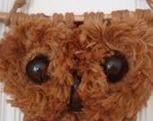 Mid Century Macrame Owl