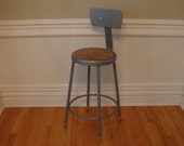Industrial Lab/Drafting Chair