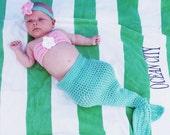 Baby Mermaid Set