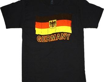 Men's T-shirt - Germany - German flag t-shirt - German pride