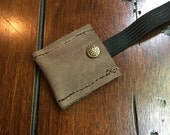 Leather Doublepoint Knitting Needle Holder