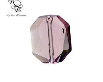 Swarovski Crystal Bead, Purple Crystal, Amethyst Crystal, Swarovski Crystals, Cosmic Crystals, Jewelry Supplies, Austrian Crystals