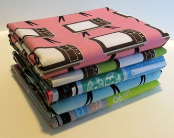Geekly Chic  by Riley Blake- Fat Quarter Bundle
