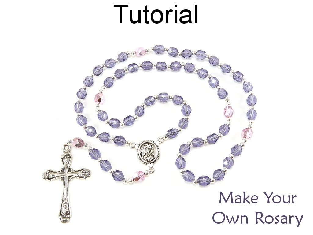 rosary guide with litany pdf