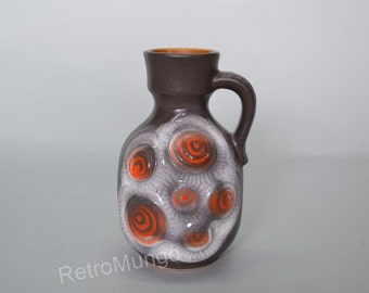 Retro West German vase by Bay Keramik  85  17