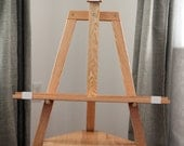 TV stand easel (Clear finish)