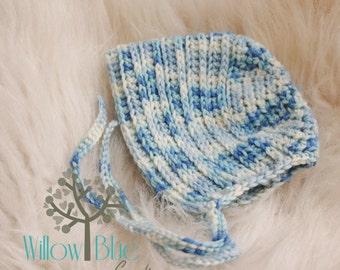 Little Blue Bonnet