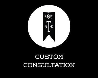 Custom Wedding Suite Consultation