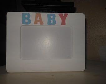 BABY Wood Frame