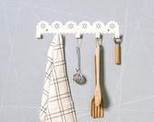 Kitchen Wall Hook / Wall Orgenizer  / Coat Hanger / Jewelry hanger
