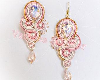 Earrings Queen Rose - Cod.OR0003