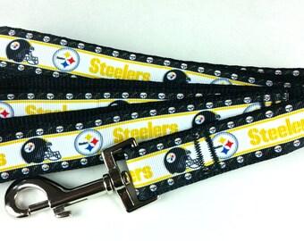 Pittsburgh Steelers Pet Leash