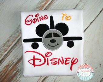 Going to Disney shirt