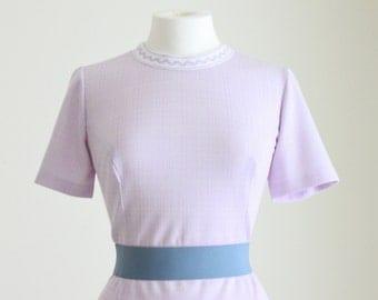 25% SALE - Vintage 1960's day dress