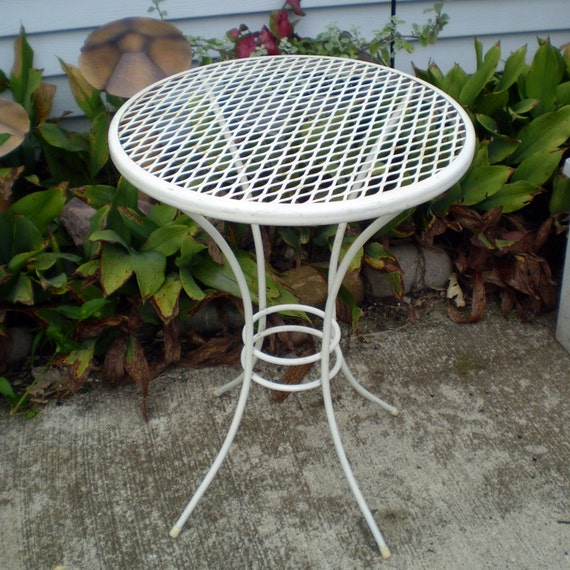 - Best Vintage Metal Patio Table - Patio Design #382