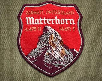 Matterhorn Patch